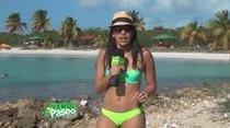 Nicole Márquez nos lleva a conocer una de las playas más hermosas de la