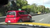 n-punto realizó la prueba de manejo del nuevo crossover KIA Soul 2014 en ruta hacia Cayey.