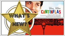 Esta semana On The Reelz te habla de Cantinflas, As Above/So Below, When The Game Stands Tall, Bluray Releases, Una Serie Pa' Ti, Una recomendación de Netflix y las películas mas taquilleras de la semana.