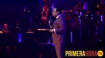 Gilberto Santa Rosa enamora en el CBA de San Juan