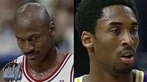 Jordan vs. Kobe en el Madison