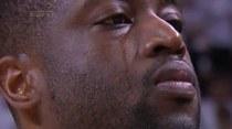 Wade llora al saber que era el jugador favorito de Prince