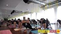 Jugadores del PRFC toman sesiones de yoga