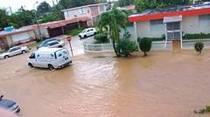 Inundación en Villa Nevarres (13 de julio)