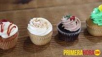 Familia brinda dulzura con cupcakes en Gurabo