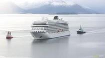 El crucero Viking Sky llega tierra firme