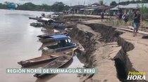 Mira los daños tras el terremoto de Perú