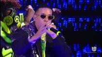 Daddy Yankee tiró pa'lante en Premio Lo Nuestro