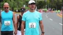 Pierluisi corrió el 10K Llanero