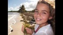 Niña de tercer grado encuentra solución sustentable para la situación de hierbas marinas en las playas de Puerto Rico