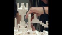Lego se une a una impresionante exposición de arte interactivo