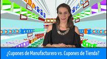 Hoy te ayudaremos a entender la diferencia entre cupones de manufacturero y los cupones de tienda.