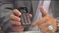 Celular para personas de la tercera edad - Sistema TV Informa