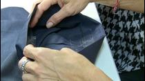 Cómo despillar un zipper, hacer un ruedo sin coser y evitar que la ropa brille al plancharla.