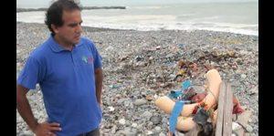 Playa más sucia de Latinoamérica