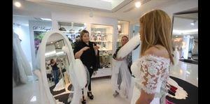 La selección de un traje de novia