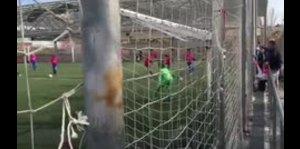 Boricua luce en torneo de fútbol del equipo de Barcelona