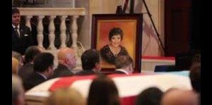 Recuerdan a Velda González en el Capitolio
