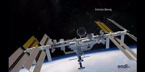 NASA se prepara para viajes comerciales al espacio