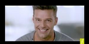 Ricky Martin pregunta ¿qué es lo más que te hace feliz?