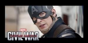 Trailer de Captain America Civil War