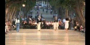 Primer desfile de Chanel en Cuba