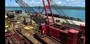 Proyecto para recuperar metales de barcos