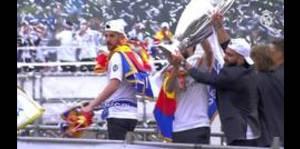 La Undécima llega a Madrid