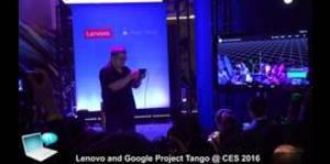 Project Tango de Google