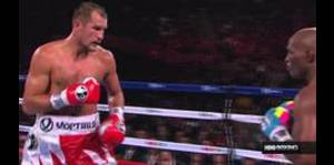 Bernard Hopkins vs. Sergey Kovalev