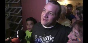Nelson Ortiz Álvarez sale de la cárcel
