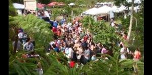 Draco Rosa celebra con el pueblo