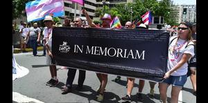 Celebran la Marcha de Orgullo LGBTTIQ en Viejo San Juan