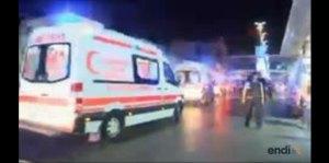 Estremecedor video tras ataque en aeropuerto de Estambul