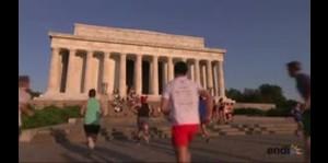 Monumentos: la inspiración para hacer ejercicios