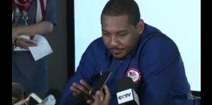 Estrellas de la NBA hablan sobre sus expectativas en Río