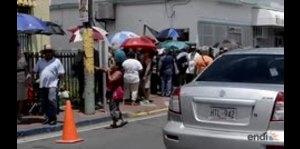Aumenta la falta de comida en Puerto Rico