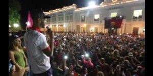 Multitud recibe a Culson en Ponce