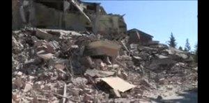Cientos de muertos por terremoto en Italia