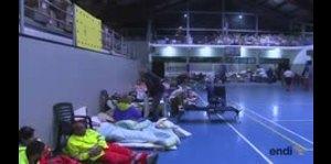 Rescatistas trabajan para encontrar sobrevivientes en Italia
