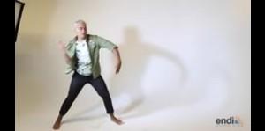 Joven coreógrafo se abre paso a nivel internacional