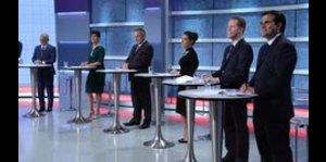 Lo que no se vio del debate