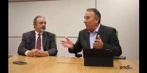 Manuel Cidre conversa con la Junta Editorial de El Nuevo Día