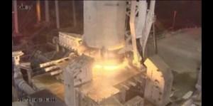 NASA lanza cohete con provisiones para la Estación Espacial Internacional
