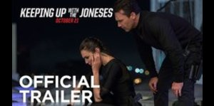 Tráiler: Keeping up with thw Joneses