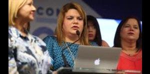 González habla sobre educación con perspectiva de género