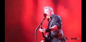 Apoteósico concierto de Metallica en Puerto Rico