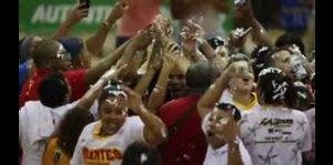 Gigantes de Carolina se proclaman campeonas del BSNF