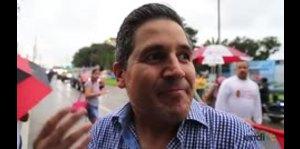 Música, lluvia y mucha alegría en la Parada Puertorriqueña