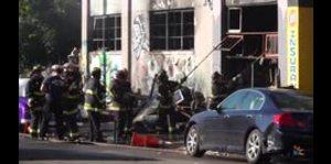 Sospechan 40 muertos en incendio de Oakland